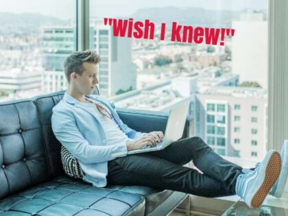 You won't believe these 10 tips traders wish they knew before they started